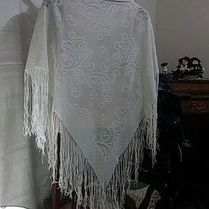 Vintage shawl